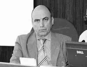 Mr. Joaquim M. Barriach, La Morella Nuts S.A. CEO