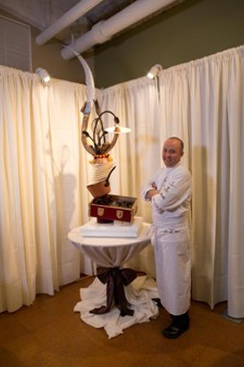 Jean-Francois Suteau named 2013 U.S. Chocolate Master