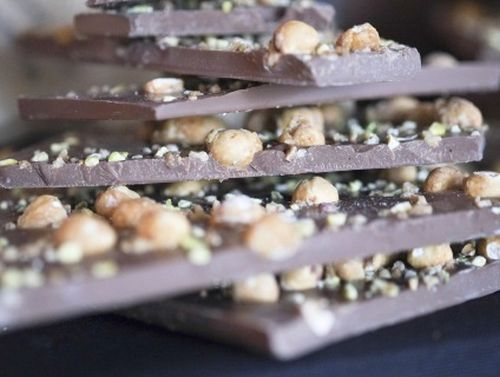 Nuts and chocolate - Barry Callebaut Image